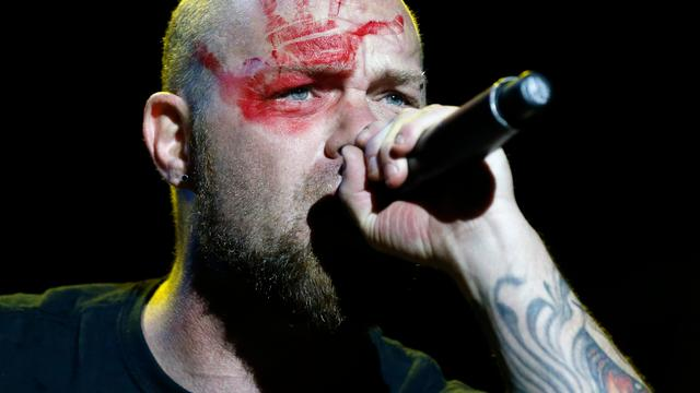 Five Finger Death Punch doet show maandag gratis opnieuw
