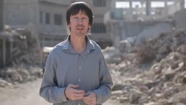 Britse IS-gevangene John Cantlie duikt op in video