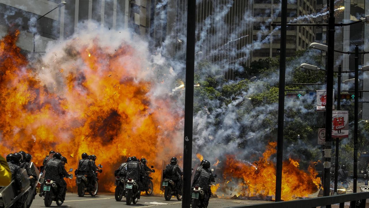 De situatie in Venezuela in één minuut