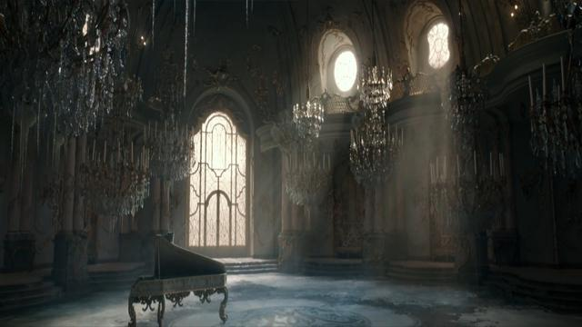 Eerste trailer nieuwe Beauty and the Beast