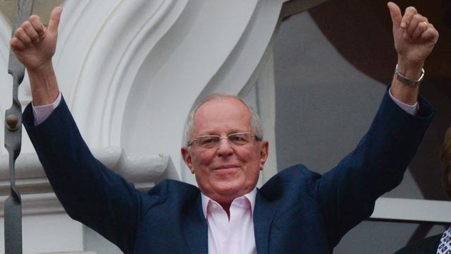 Liberale econoom wint verkiezingen Peru nipt