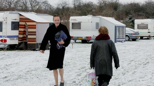 Meer overnachtingen in winter op natuurkampeerterreinen