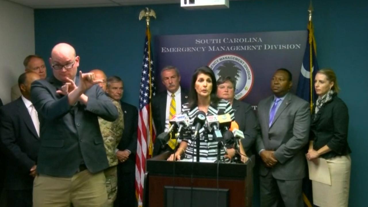 South Carolina wil miljoen mensen evacueren voor orkaan Matthew