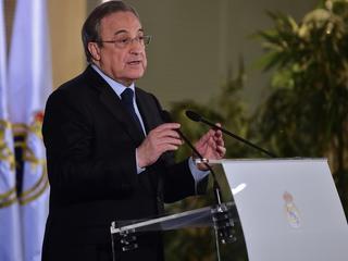 Voorzitter nam maandag afscheid van Rafael Benitez