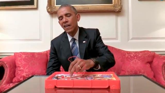 Vijf dingen die moeilijker zijn dan stemmen volgens Obama