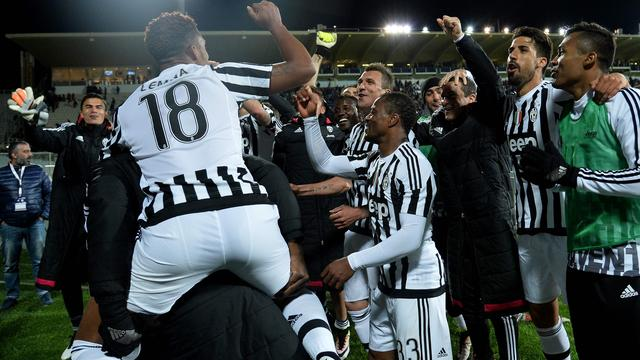 Allegri en Buffon trots op kampioenschap Juventus na bewogen seizoen