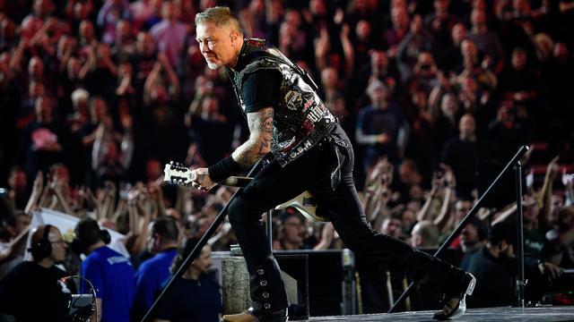 Concertkaarten voor Metallica uitverkocht