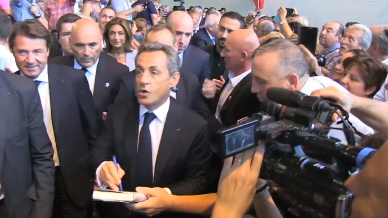 Sarkozy vervolgd voor sjoemelen met campagnegeld in 2012