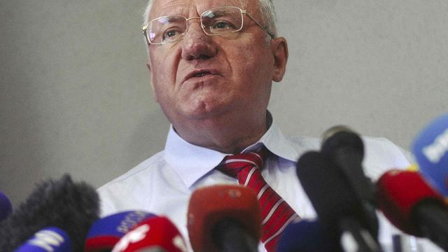 Aanklager VN in beroep tegen vrijspraak Serviër Seselj