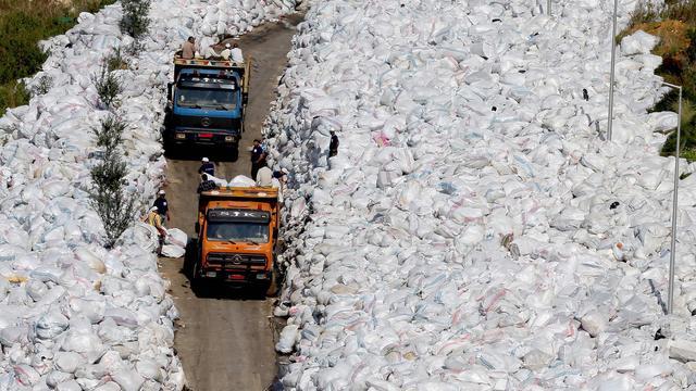 Libanon presenteert plan voor aanpak vuilniscrisis