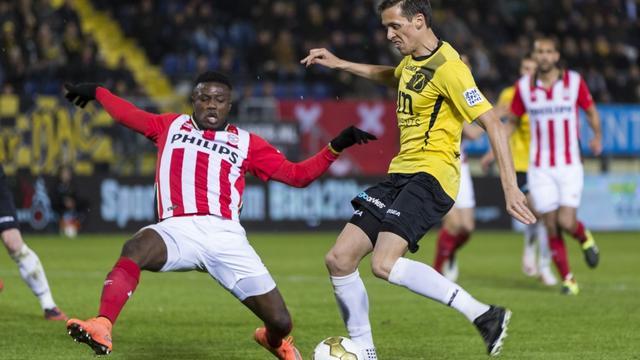 Bekijk de samenvatting van NAC Breda-Jong PSV