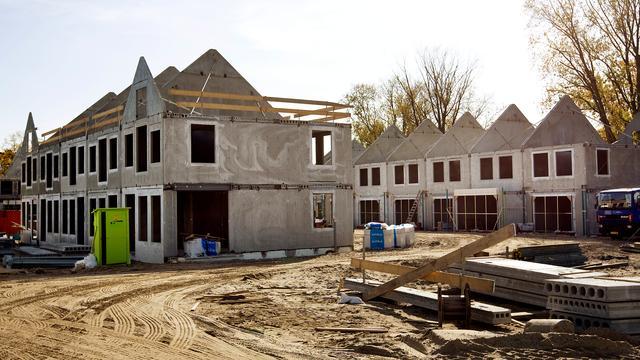 ING ziet aantal bouwvergunningen dalen in 2016