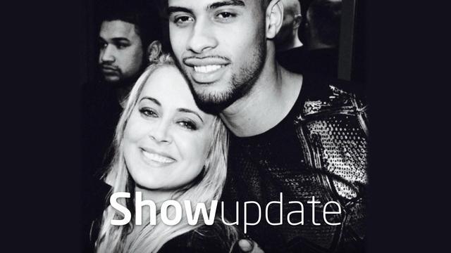 Show Update: Anouk geniet van gezinsvakantie