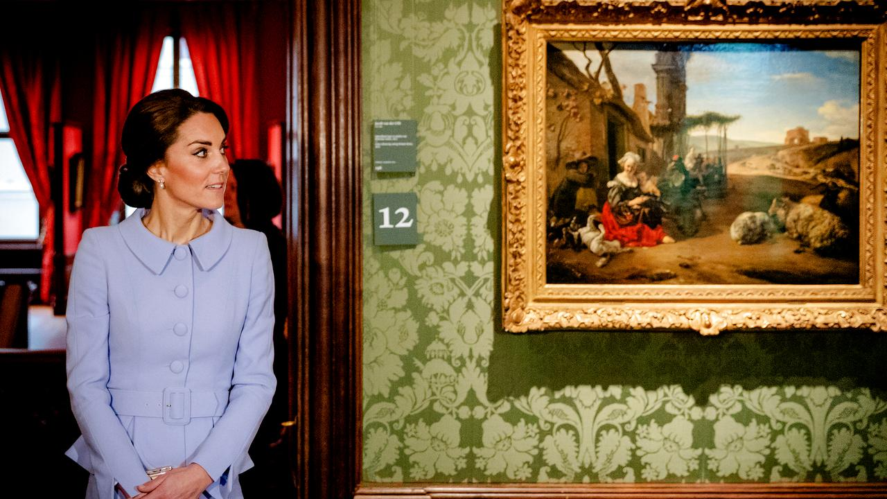 Kate Middleton in Nederland