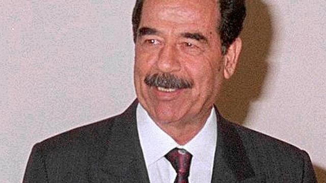 Korte roman Saddam Hussein in Engels vertaald