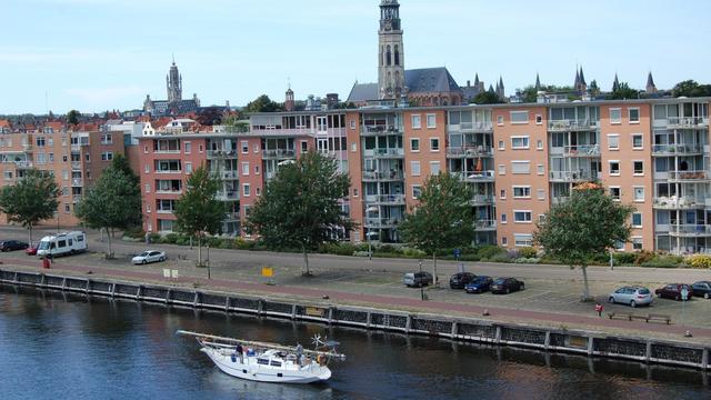 PvdA wil dat huurders Middelburg meer worden ontzien