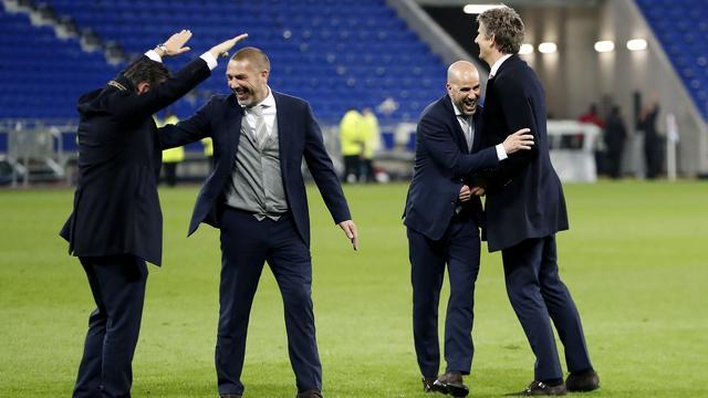 Van der Sar vindt Ajax-Manchester United een 'droomfinale'