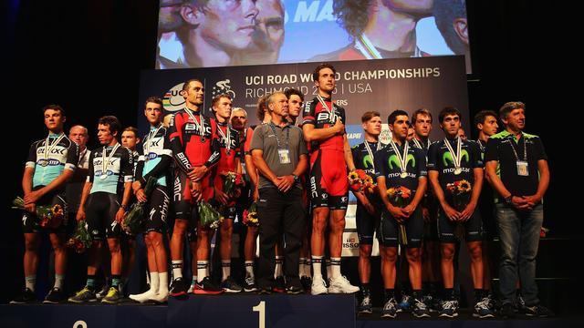 World Tour-ploegen willen boycot WK ploegentijdrit