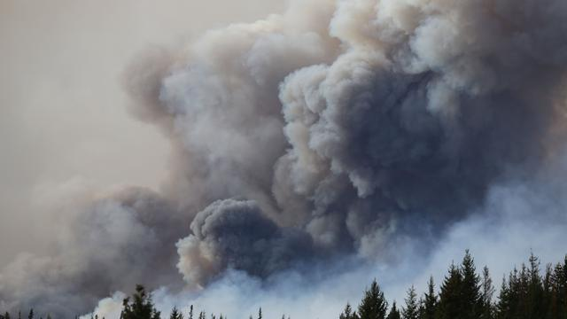 Schade Fort McMurray door bosbrand minder groot dan gedacht