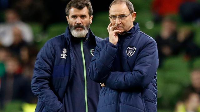 Ierse bondscoach O'Neill en assistent Keane verlengen contract