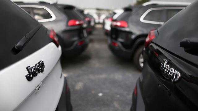 Fiat Chrysler in VS beschuldigd van gebruik sjoemelsoftware