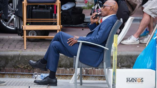 'Nieuwe film met Samuel L. Jackson levert Amsterdam drie miljoen op'