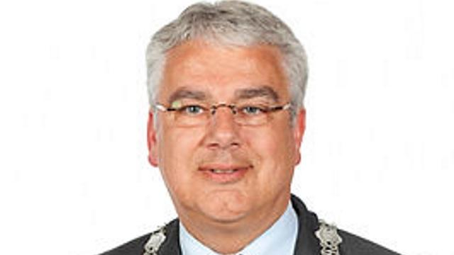 Frank Koen waarnemend burgemeester Katwijk
