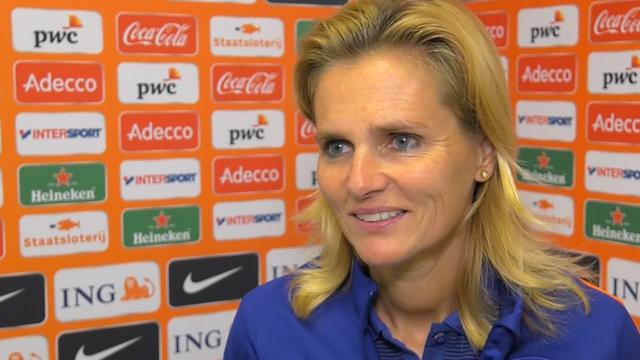 Wiegman wil in kwartfinale EK laten zien hoe goed Oranje kan voetballen