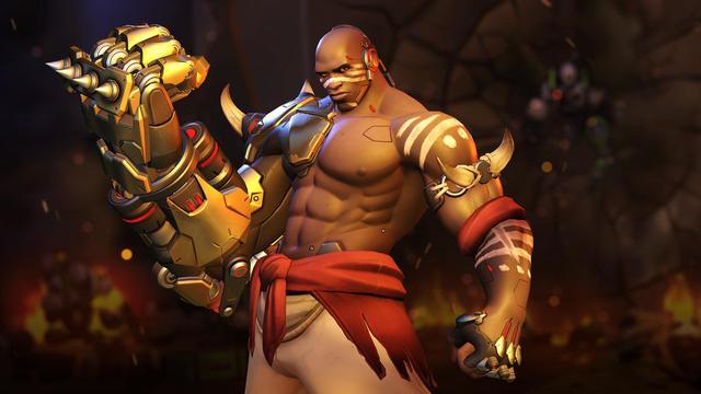 Blizzard onthult nieuw personage voor schietspel Overwatch