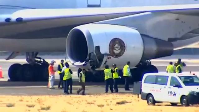Passagiers ervaren hevige turbulentie aan boord van vlucht Jakarta