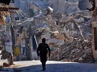 20.000 inwoners verlaten belegerde stad