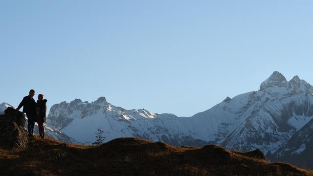 Lawinegevaar dreigt voor Alpen