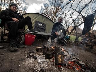 Kamp heeft veel meer bewoners en alleenreizende kinderen dan gedacht
