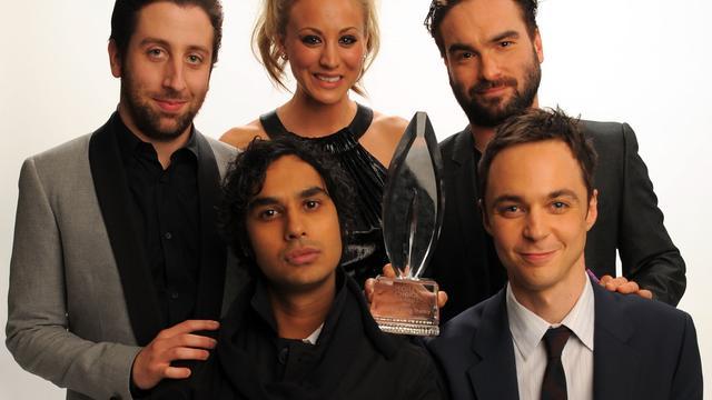 Big Bang Theory-hoofdrolspelers weer best betaalde televisie-acteurs