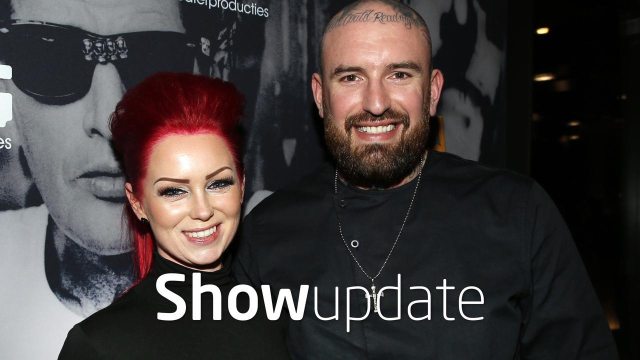 Show Update: Laatste loodjes zwangere vriendin Ben Saunders
