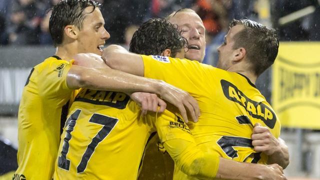 NAC vaakst scorende ploeg in Jupiler League