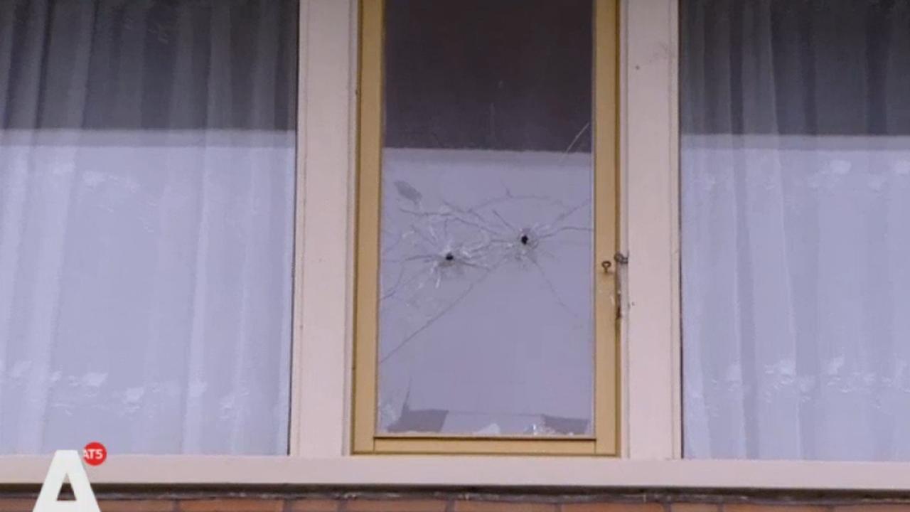 Slaapkamerraam Oost twee nachten achter elkaar beschoten