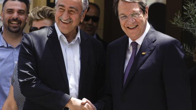 'Gesprekken vredesoverleg Cyprus vergevorderd'