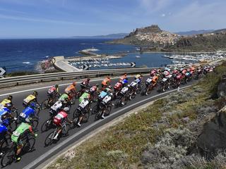 Honderdste editie van Ronde van Italië duurt tot en met 28 mei