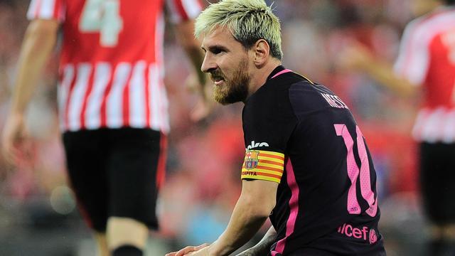 Messi moet rentree bij Argentinië mogelijk uitstellen door blessure