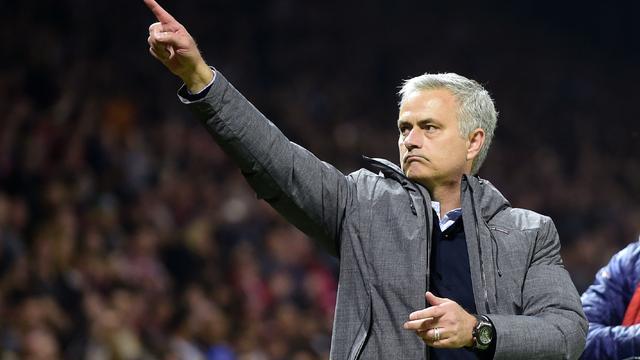 Mourinho vindt dat Ajax in het voordeel is in finale tegen United