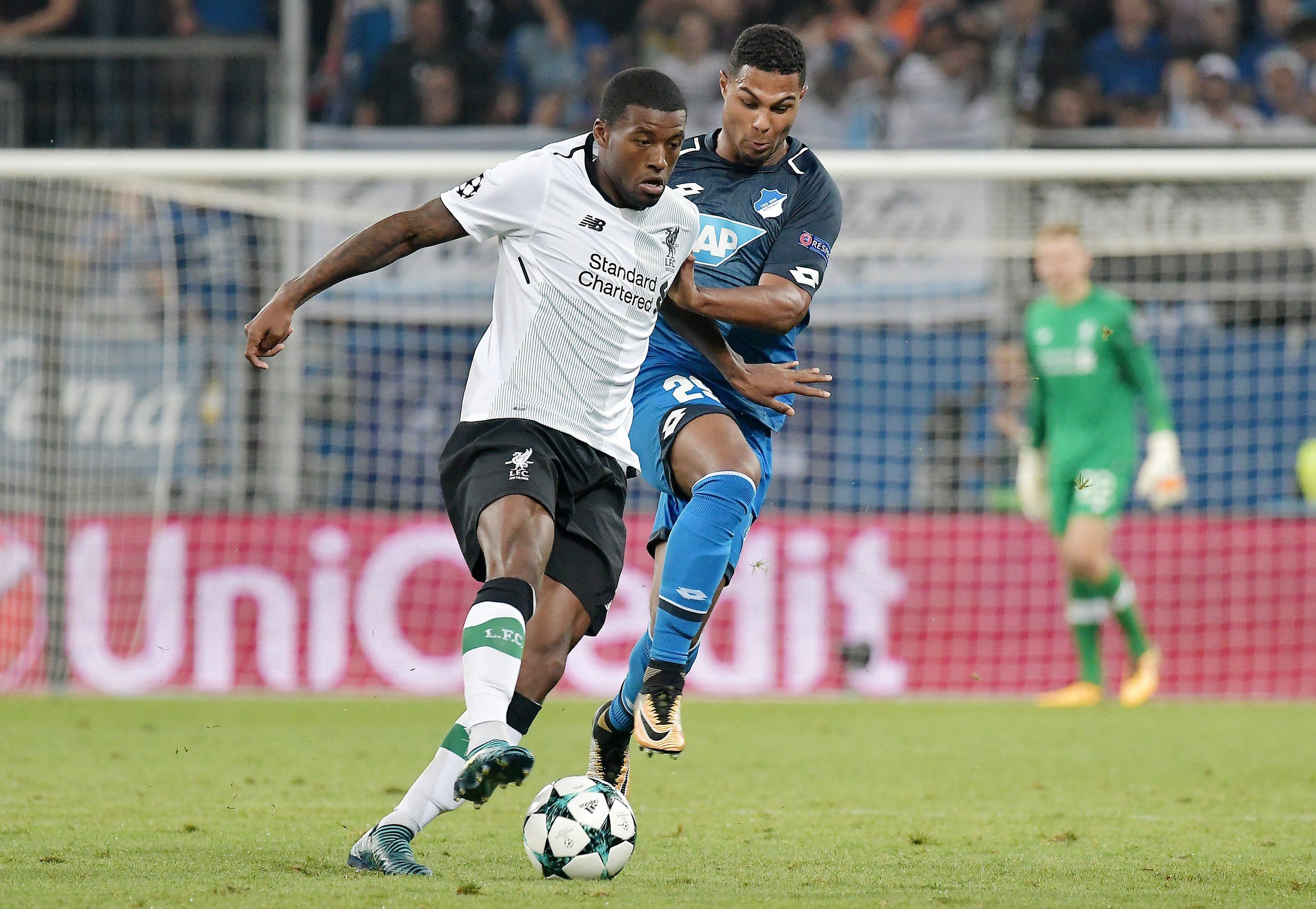 Liverpool met één been in groepsfase CL na uitzege bij Hoffenheim