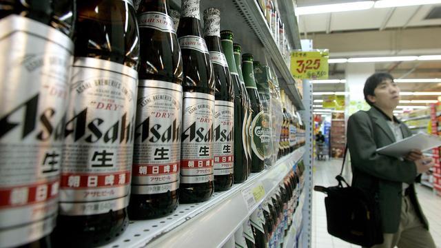 Profiel Asahi Group: Marktleider in thuisland Japan