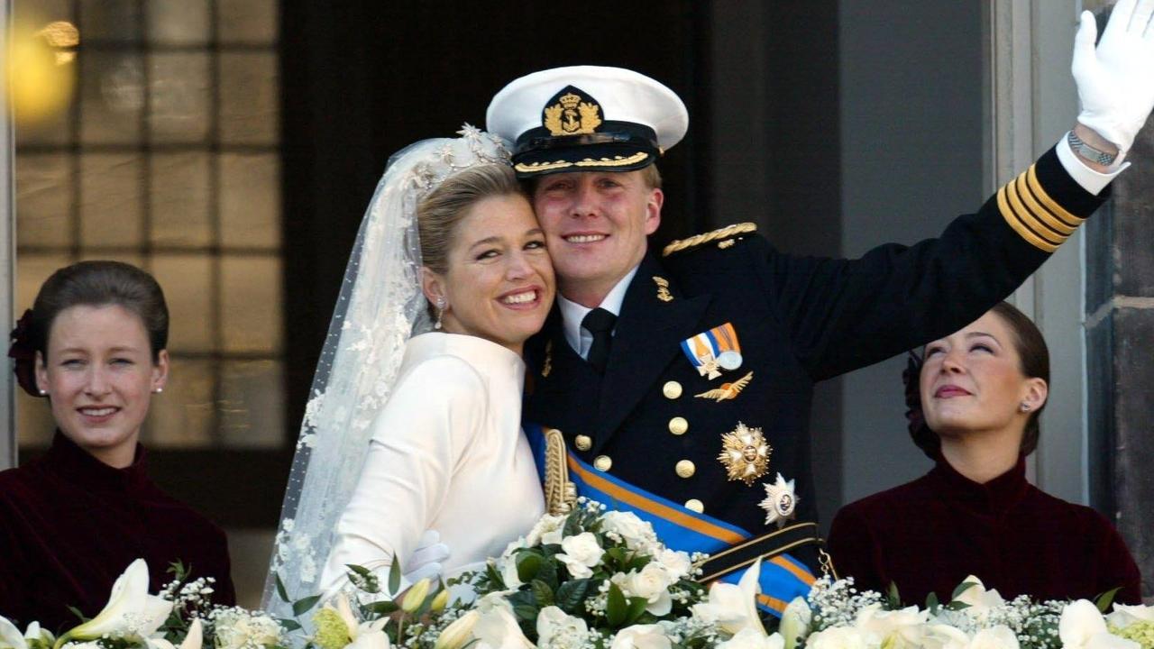 Huwelijk maxima en willem alexander de prachtigste