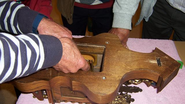 Fiksclub Westrand repareert kapotte spullen