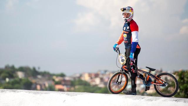 BMX'er Van Gendt ziet kans op medaille op olympische baan
