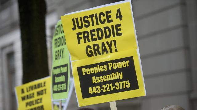 Opnieuw agent vrijgesproken in zaak dood Freddie Gray
