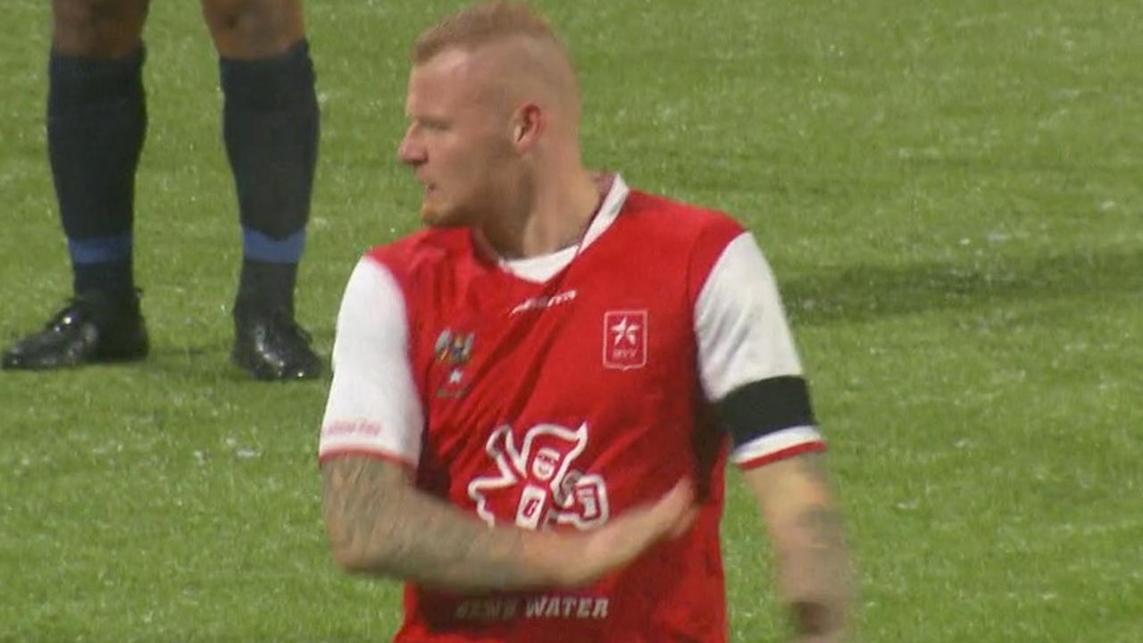 Samenvatting MVV Maastricht-Helmond Sport (2-0)