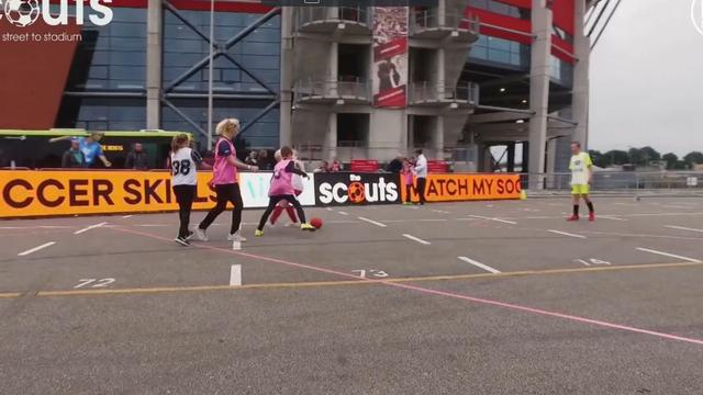 The Scouts: Aflevering 34 - FC Twente