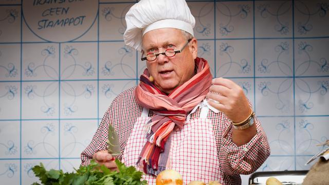 Joop Braakhekke overleden: Van restaurateur tot tv-kok